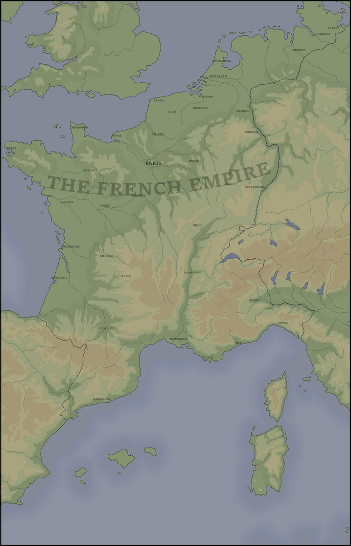 The French Empire by Jockehh
