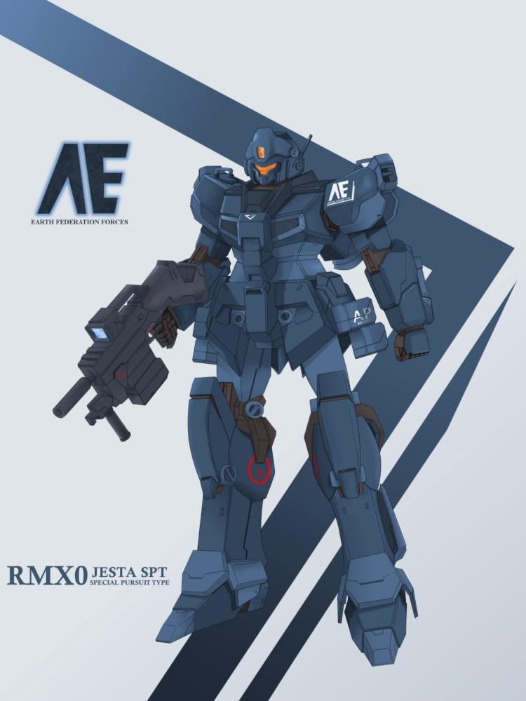 RMX0-JESTA SPT by BlazingChaos