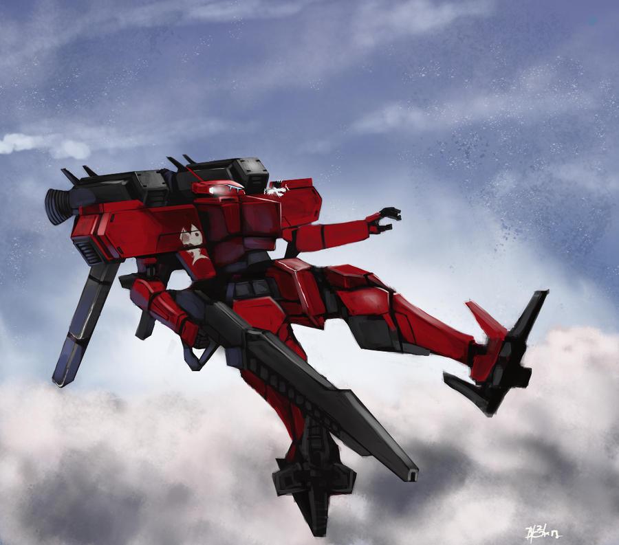 Airborne by BlazingChaos