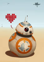 BB-8 Loves You!!