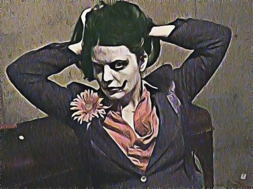 Joker Painting by HARLEYMK