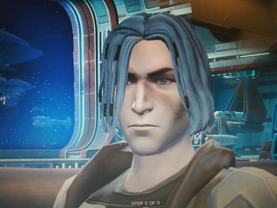 Jace Nebular. Echani Jedi Guardian. by JaceNebular on ...