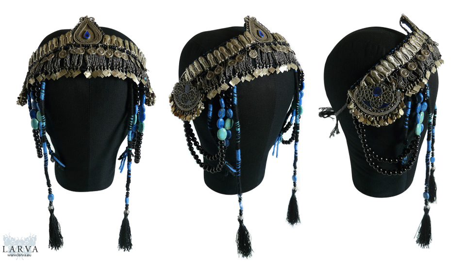 Kuchi Headdress by Eisfluegel