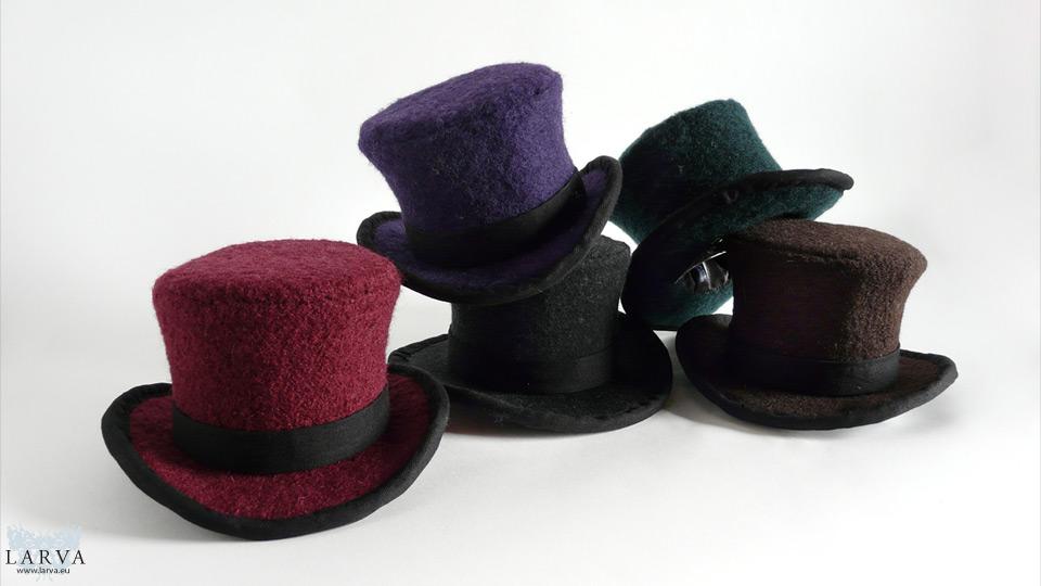 Mini Top Hats by Eisfluegel