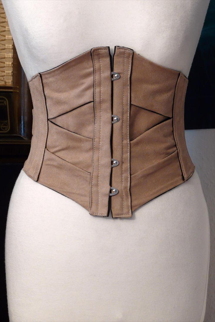 1900-1910 Ribbon corset by Eisfluegel