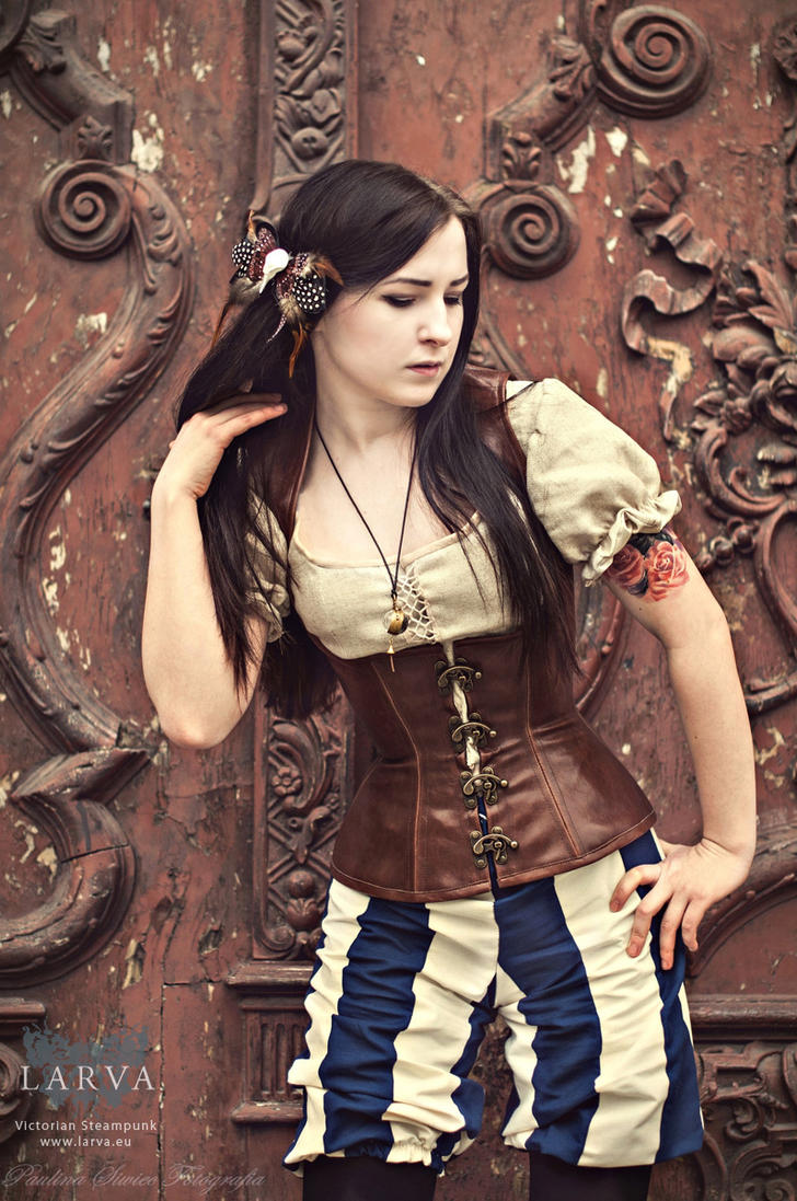 Steampunk Pirate by Eisfluegel