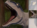 Giganotosaurus Icon for xXBreaking