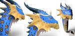 Flight Rising - Treasure 3D Bust by Freeflier181
