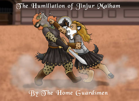 The Humiliation Of Jinjur Maiham