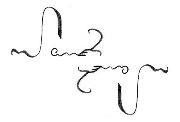 How to write ambigrams