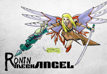 for diana: mechangel