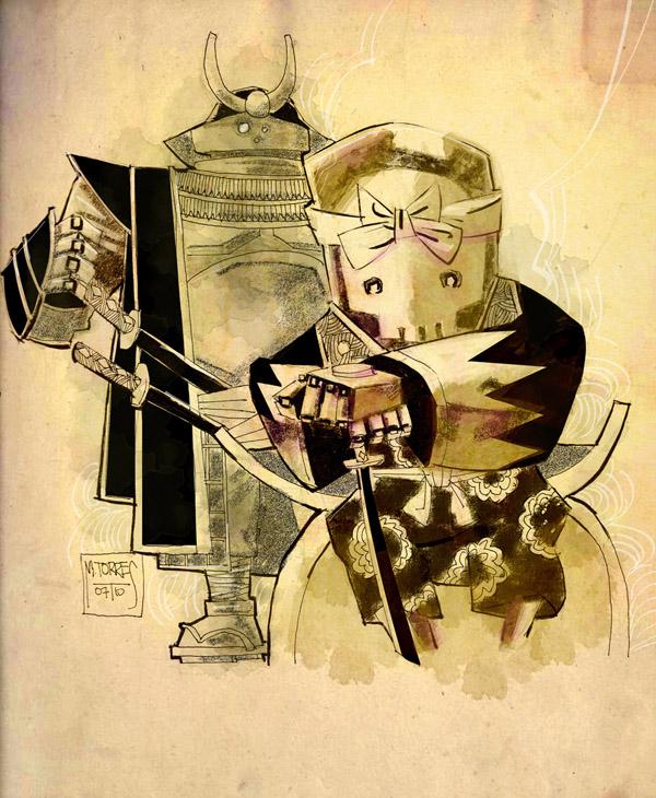 we are samurai by mytymark