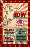 IDW Live at Wondercon 2013 by mytymark