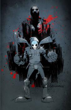 Casey X Jason Friday the 13th
