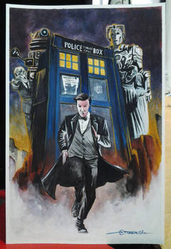 11th Doctor Commission