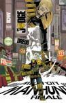 IDW JUDGE DREDD #28 Cover