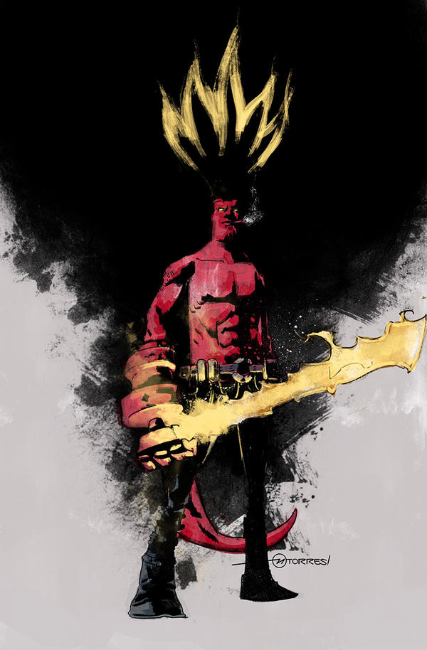 Hellboy leads 2015 by mytymark