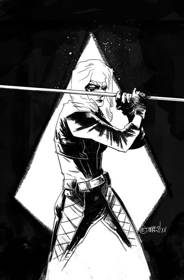 Black Canary by mytymark