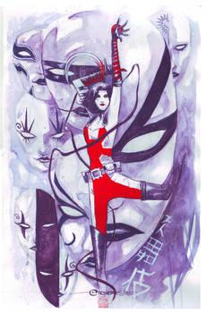 David Mack's Kabuki