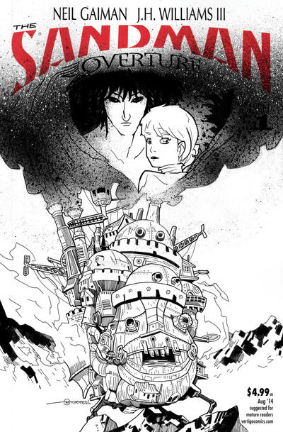 Dream's Moving Castle by mytymark