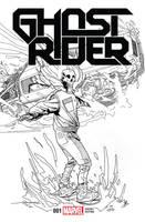 Ghost Rider McFly by mytymark