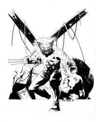 Age of Apocalypse: Weapon X by mytymark