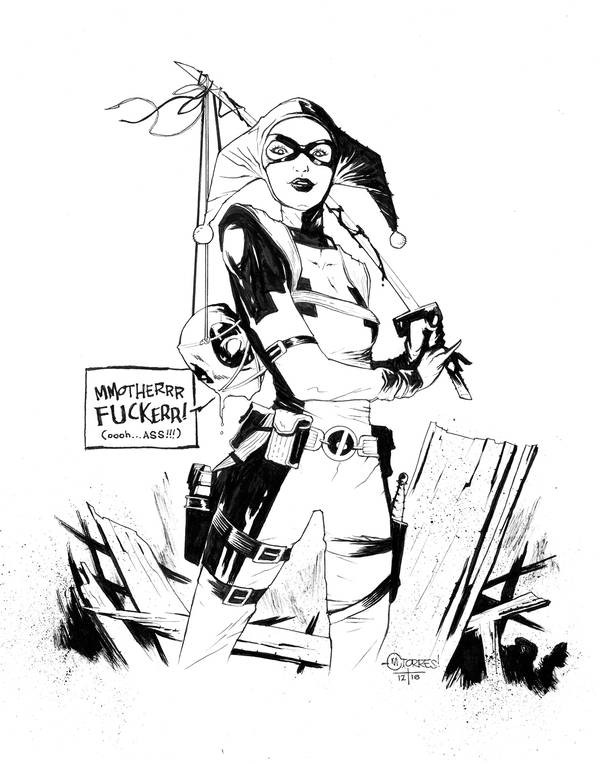 Harley POO by mytymark