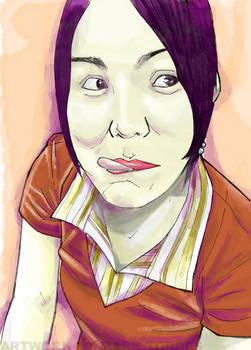 jeanine portrait
