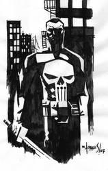 The Punisher by mytymark