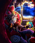 The King, Sora by RisingWinter