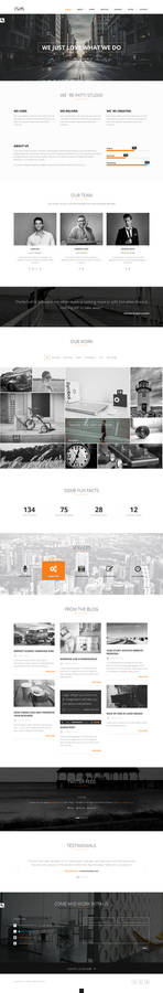 Patti OnePage WordPress Theme