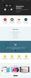 Creative - Story WordPress Theme by wpthemes