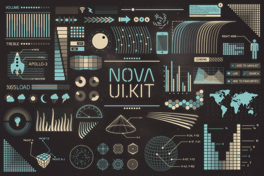 Nova UI Kit