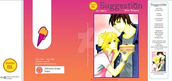 Suggestion 4 cover by GrupoKatsu