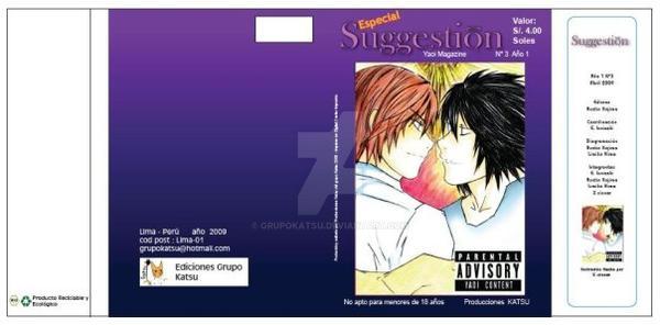 suggestion 3 cover by GrupoKatsu