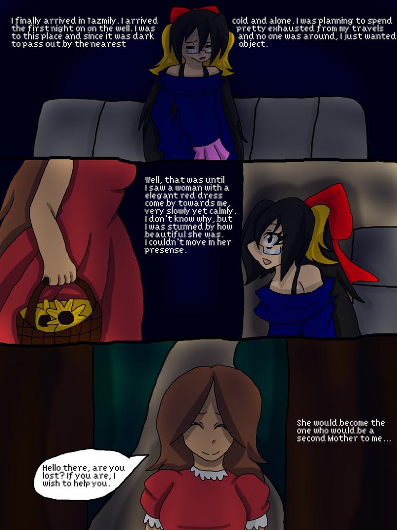 The 3rd Melody :PAGE 8: by DashieTourai