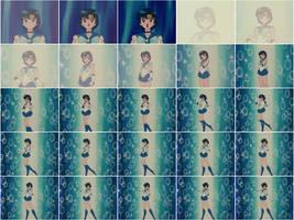 Sailor Mercury's speech by SailorEnceladus