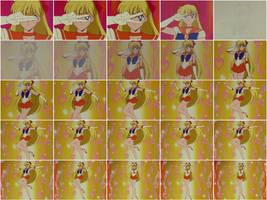 Sailor Venus' speech by SailorEnceladus