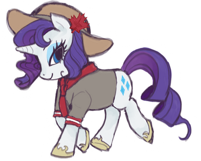 Fall Style Rarity by starrymiss