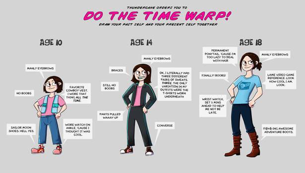 Time Warp LOLOLOL