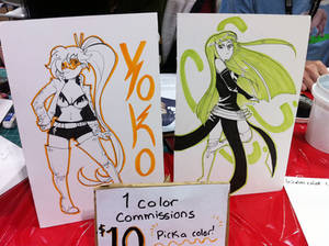 AX 11 Commisionsss