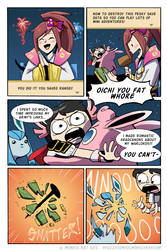 Pokemon Conquer Your Regret by montiray