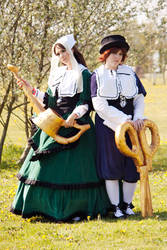 Suiseiseki - sisters by the-ice-nine