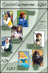 Cosplaymeme 2012 by the-ice-nine