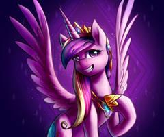 Princess Mi Amore Cadenza by its-gloomy