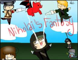 NZ- Nikolai's fantasy by wafflesaregooderz83