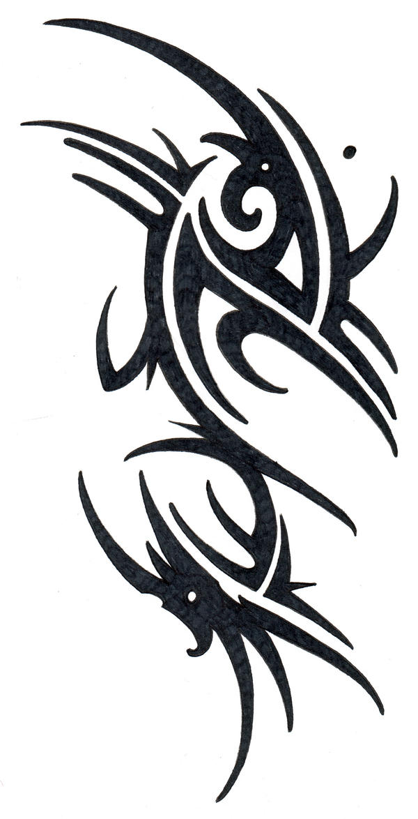Tribal Tattoos Design