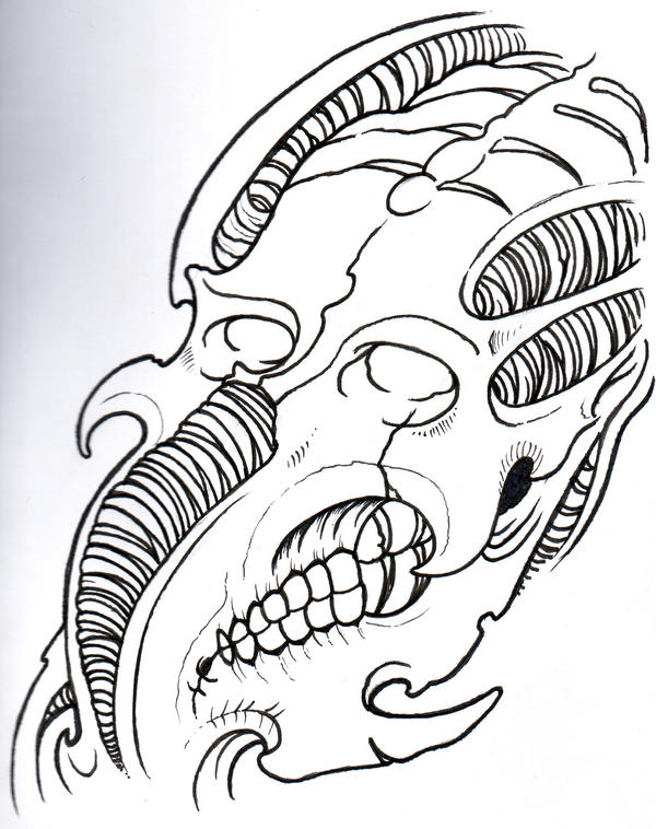 Aaron cain tribute outline by vikingtattoo on deviantart for Aaron cain tattoo
