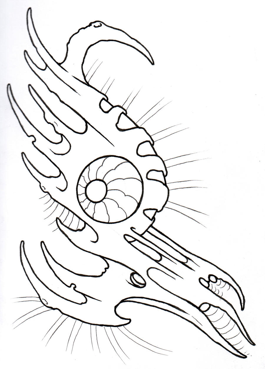 Biomech Outline 2 by