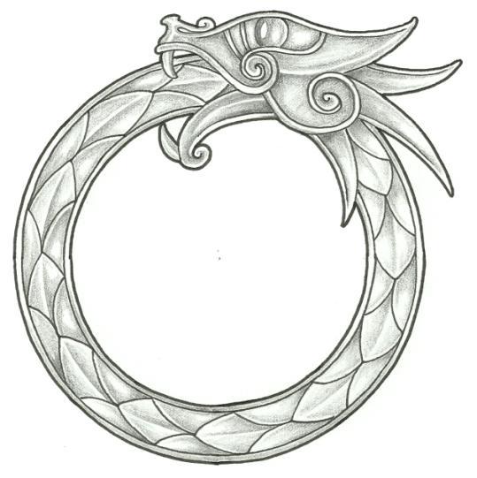 Jormungandr, The Midgard Serpent : Smite